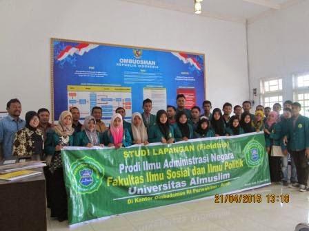 Triwulan Pertama, Ombudsman Aceh Terima 67 Pengaduan