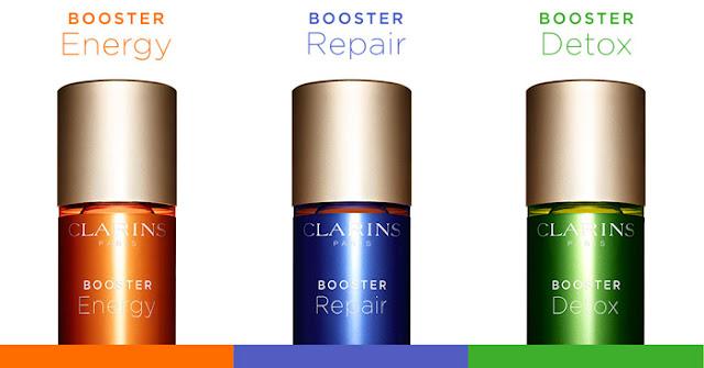 6000 Échantillons Gratuits Soins Clarins de la gamme Booster !
