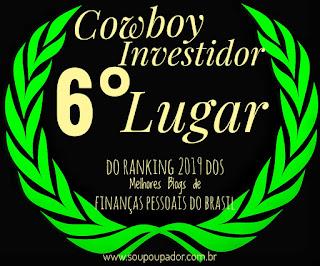 Blog Cowboy Investidor