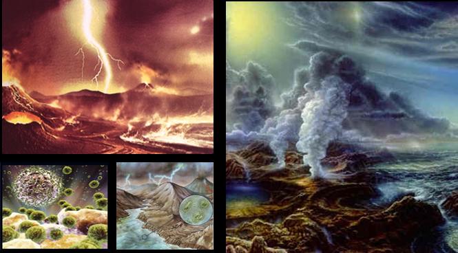 Teoría del origen de la vida (teoría quimiosintética)