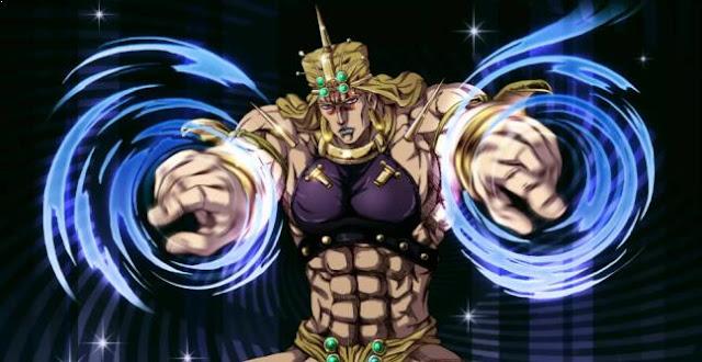 Wamuu (JoJo's Bizarre Adventure) - Karakter Anime Berkekuatan Angin Terkuat