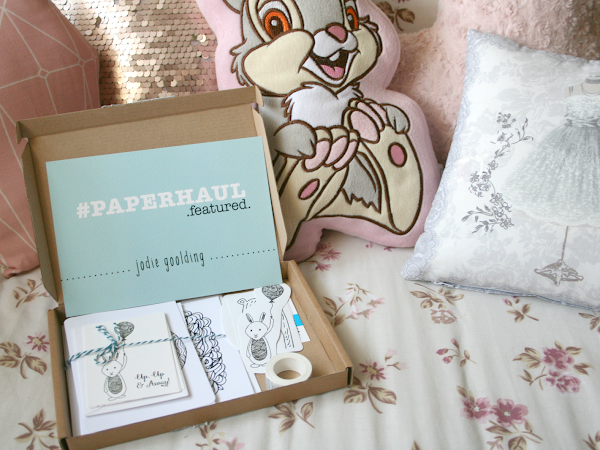 The Cutest Stationary Subscription Box There Is!