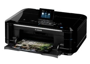 Canon Pixma MG6100 Series Printer Free Download