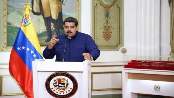 Presidente Nicolás Maduro: Ataque al sistema eléctrico fue un incendio provocado con fusil