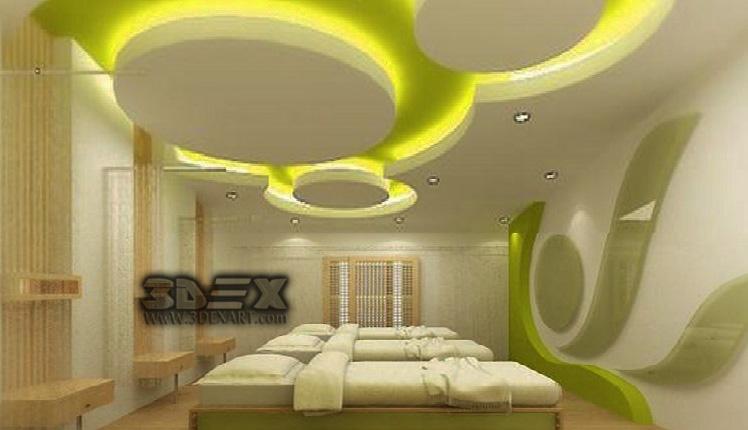 . New POP false ceiling designs 2019  POP roof design for living room hall