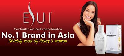 ESUI Feminine Hygiene Wash Free Sample