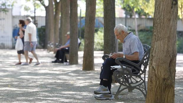 Las pensiones en España son de las más generosas de la OCDE