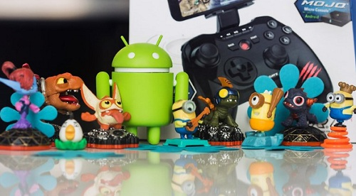 Top 5 Android Games for your Smartphone