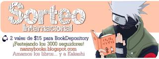 Sorteo 3000 seguidores [Nanny Books]