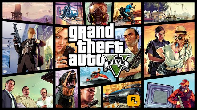 TA Grand Theft Auto V