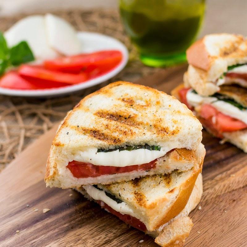 orecetas de sándwiches gourmet