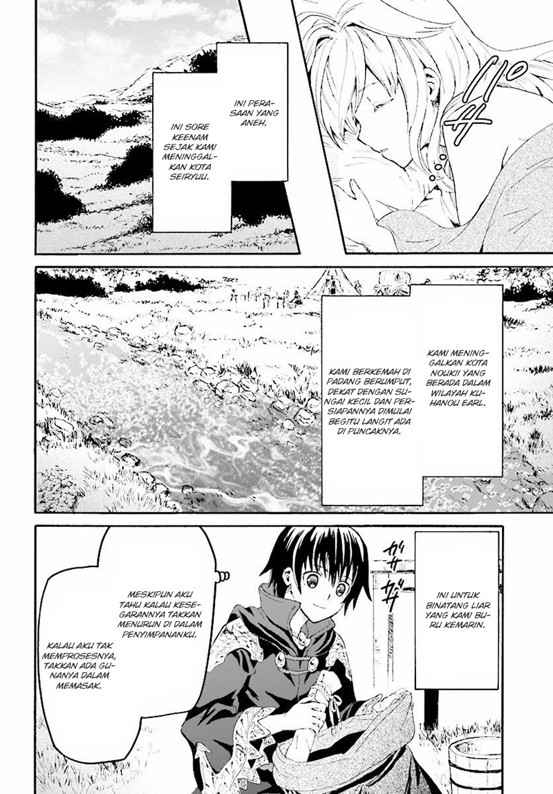 Baca Manga Death March Chapter 35 Bahasa Indonesia