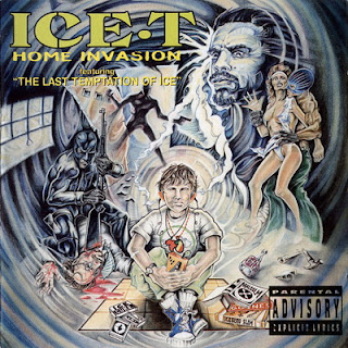 Ice-T – Home Invasion & The Last Temptation Of Ice (1994) [CD] [FLAC]