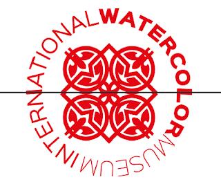 """Logo """"International Watercolor Museum"""""""