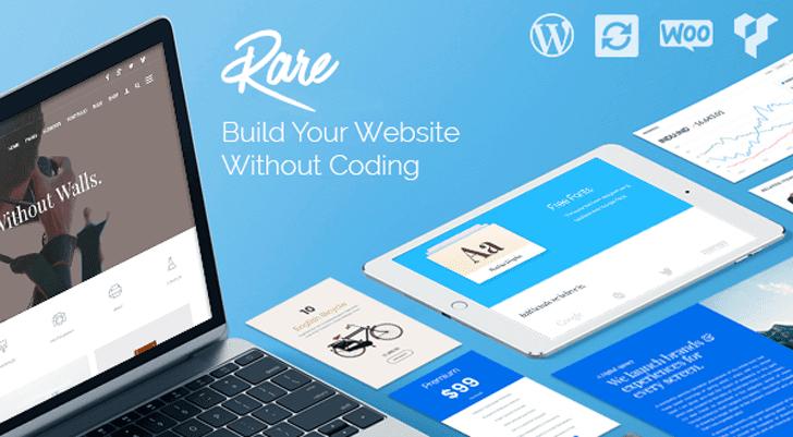 Download Rare Multi Purpose WordPress Theme For Free