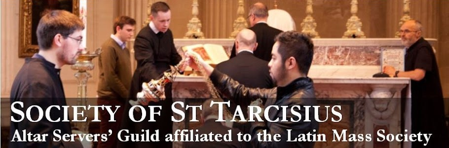 Society of St Tarcisius