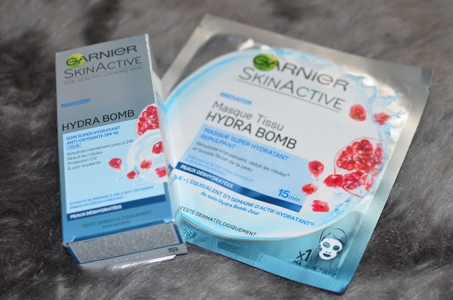 Gamme Skin active HYDRABOOST de garnier