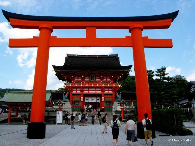 TEMPLO FUSHIMI INARI-TAISHA, KIOTO.JAPÓN