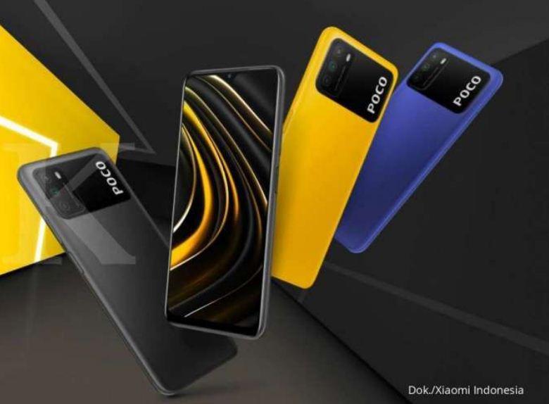Poco M3 Pro Alternatif Lain dari Redmi Note 10 5G
