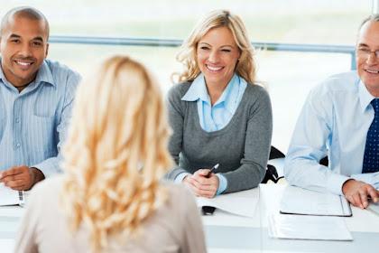 Variasi pertanyaan dalam wawancara kerja