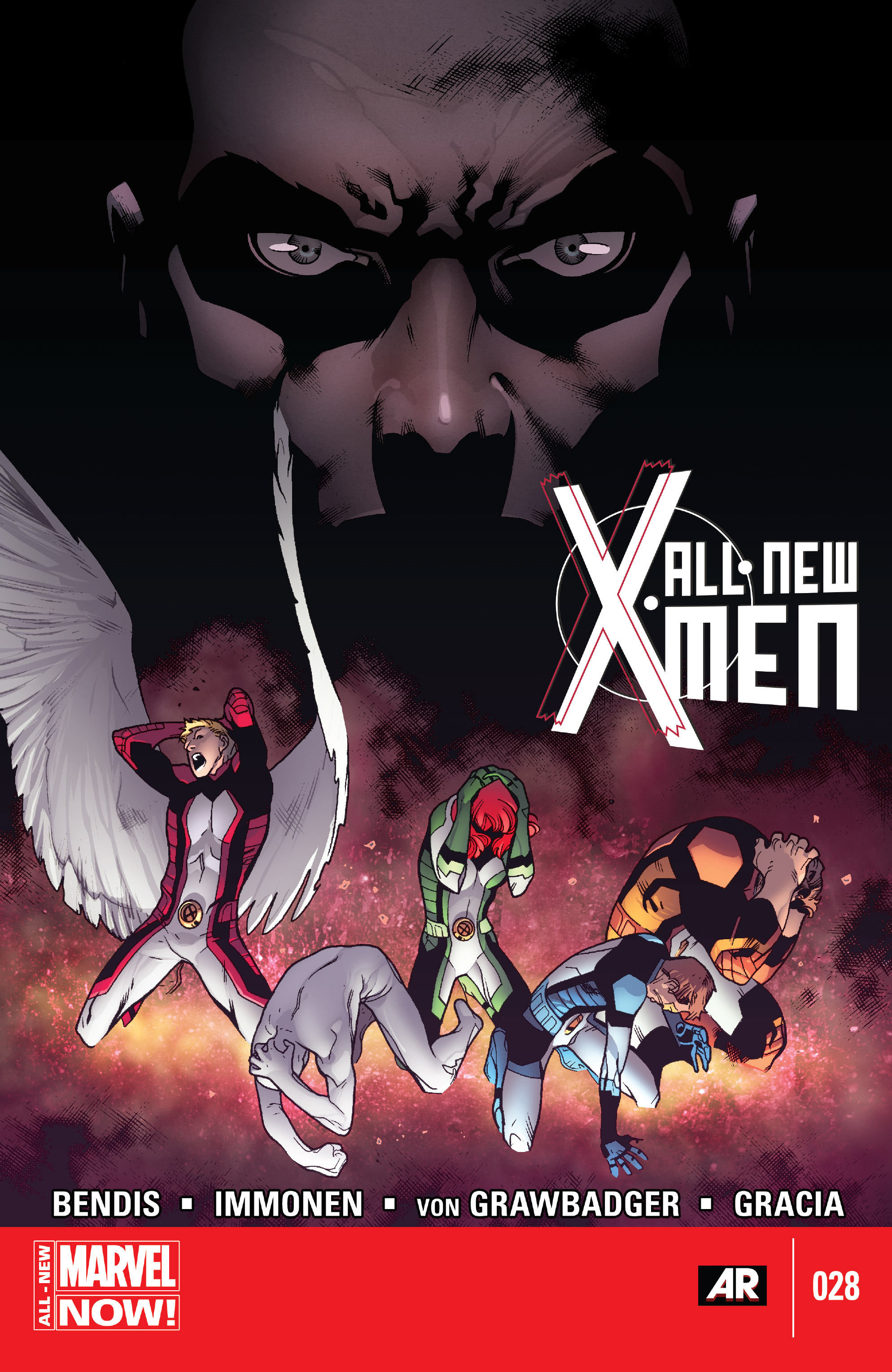 Read online All-New X-Men (2013) comic -  Issue #28 - 1