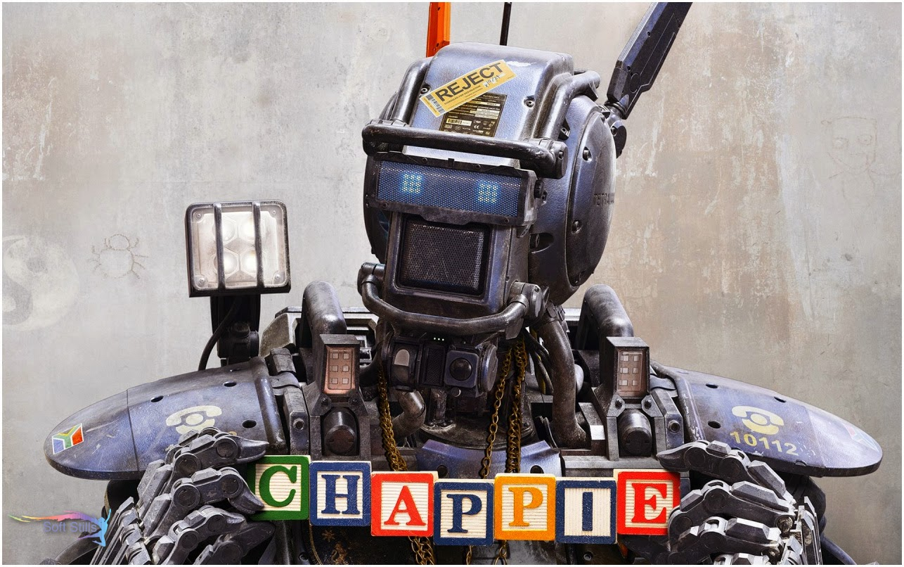 Download Chappie 2015 Movie HD & Widescreen Movies Wallpaper