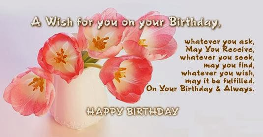 picture collection birthday sms part  1