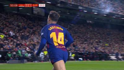 CDR-04 Valencia 0 vs 2 Barcelona 08-02-2018