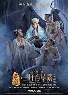 Download Film The Monkey King the Legend Begins (2016) WEBRip 720p Subtitle Indonesia