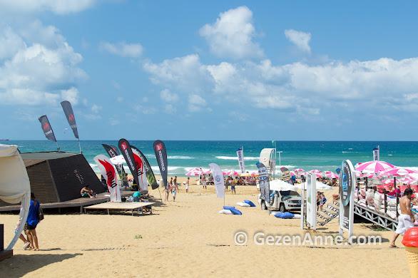 Kilyos sahilindeki beach clublar, Burc beach