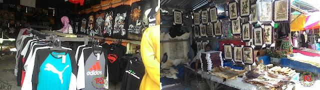 Menarik Sarawak | Pasar Serikin