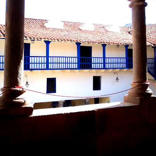 Museo Historico Regional de Cusco - Casarão do Escritor Garcilaso de la Vega