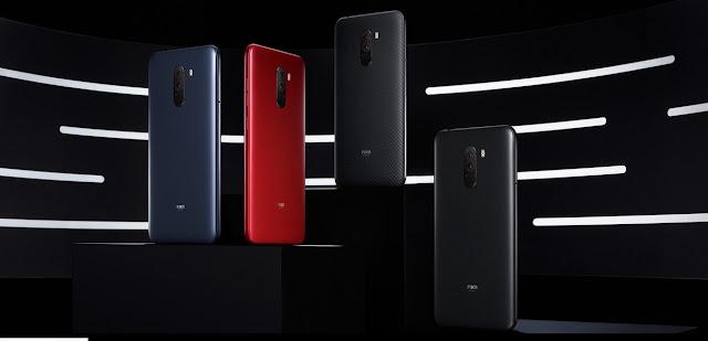 سعر ومواصفات الهاتف الفخم Pocophone F1 الجديد