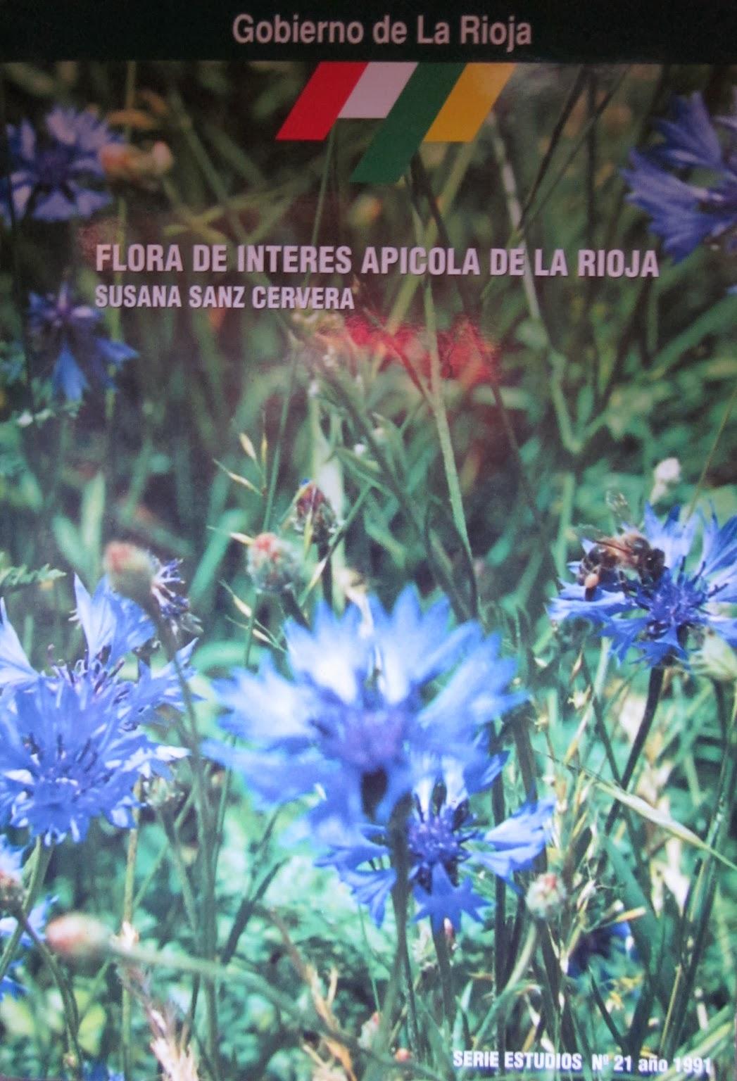 Sanz Cervera, Susana, Flora de interés apícola de La Rioja