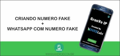Numero Fake - Aprendendo a criar e usar! - Tutorial Android