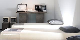 De Visco-Dream matrassen en kussens zijn ontworpen om de slaapkwaliteit te bevorderen.