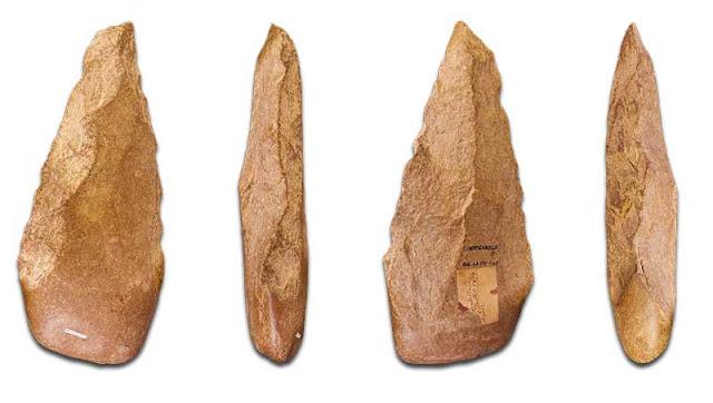 Gambar Alat yang digunakan pada Zaman Paleolitikum