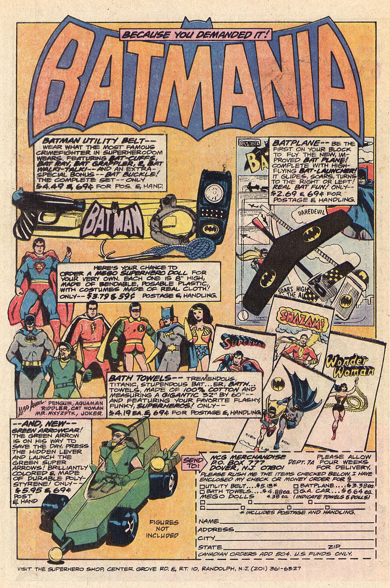 Read online World's Finest Comics comic -  Issue #241 - 22