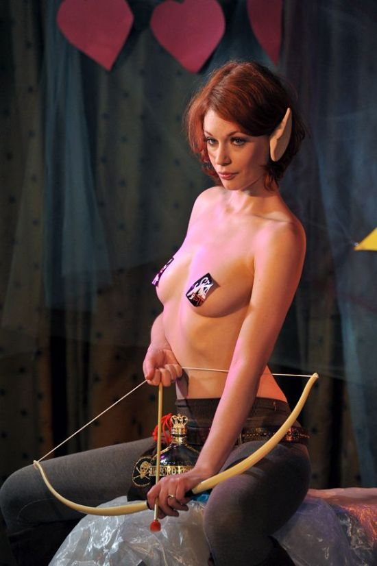 Sexyest Naked Elf Ever Photo 69
