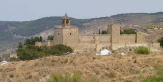 Torre del Homenaje del Alcazaba de Antequera.