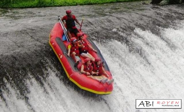 Tempat Wisata Di Bali Paling Seru Arung Jeram Sungai Telaga Waja