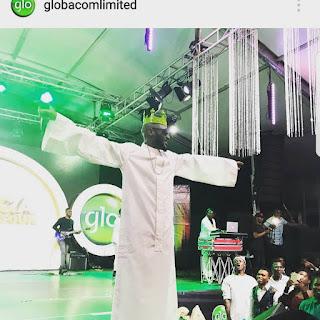 2baba Dumps airtel, joins olamide and timaya as globacom ambassador