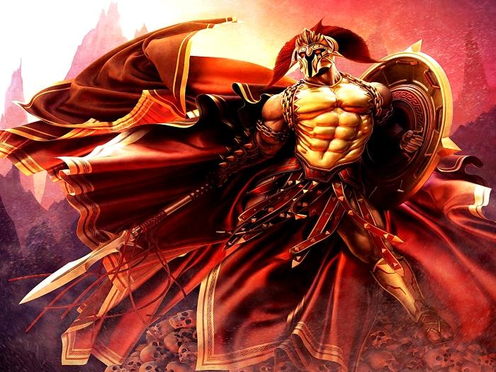 Bubo's Blog: More Cool Mythology Wallpapers