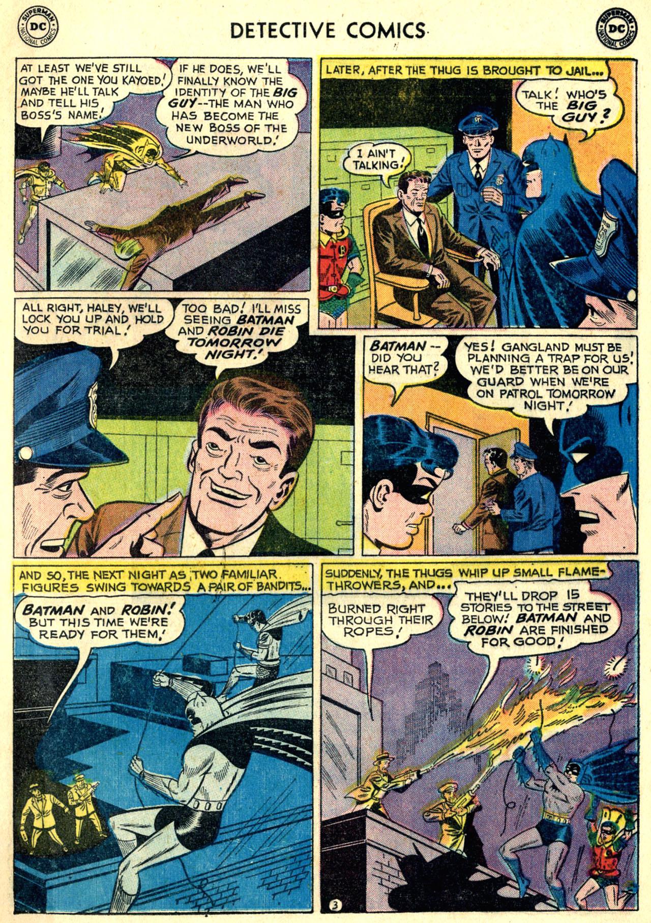Detective Comics (1937) 269 Page 4