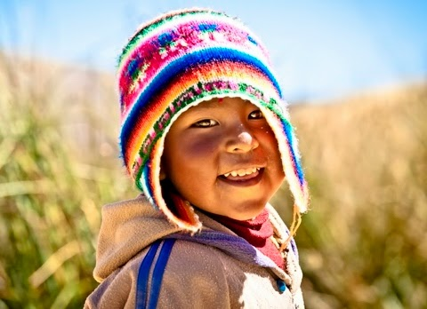 How a boy from Peru changed my life