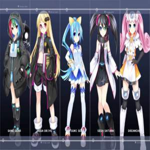 download superdimension neptune VS sega hard girls pc game full version free