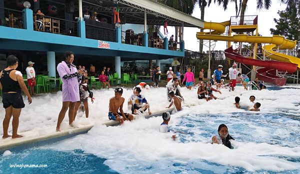 WaterWorld Iloilo 2nd Anniversary foam party - second anniversary- family travel - Iloilo City - Iloilo resort - Iloilo water park -Iloilo hotel- Bacolod blogger - Bacolod mommy blogger