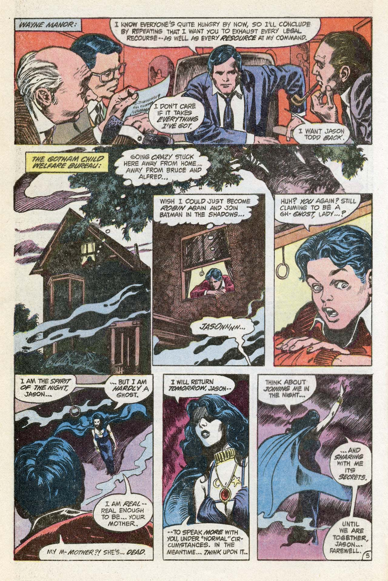 Detective Comics (1937) 543 Page 7