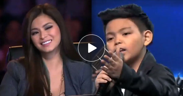 Angel Locsin Winks At The PGT Contestant Who Performed 'Narda'