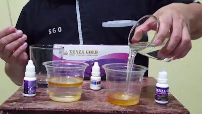 √ Proses Pembuatan Xenza Gold Original Untuk Kesehatan ⭐ Herballove